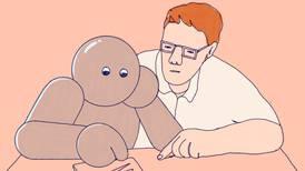 Han lærer roboter hvordan verden fungerer