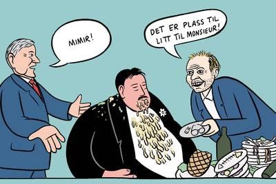 Et regjeringsskifte vil vise om Ap har gått til venstre også i velferdspolitikken, skriver Aslak Bonde.
