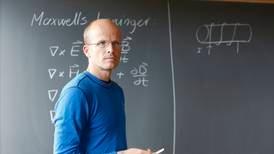 «Hvis vi ikke underviser, er det lett å ta elementære ting for gitt.»