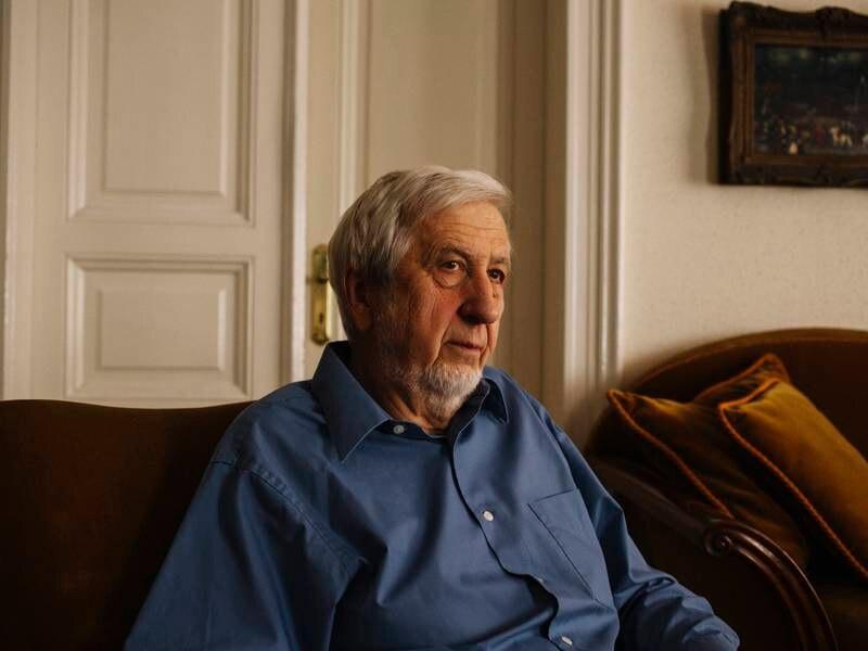 Géza Jeszenszky, tidligere utenriksminister og ambassadør til Norge og USA hjemme i Budapest, 20.09.2019