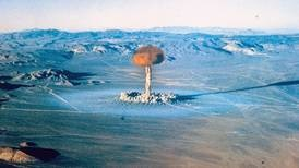 Atomvåpen som avskrekking har gått ut på dato