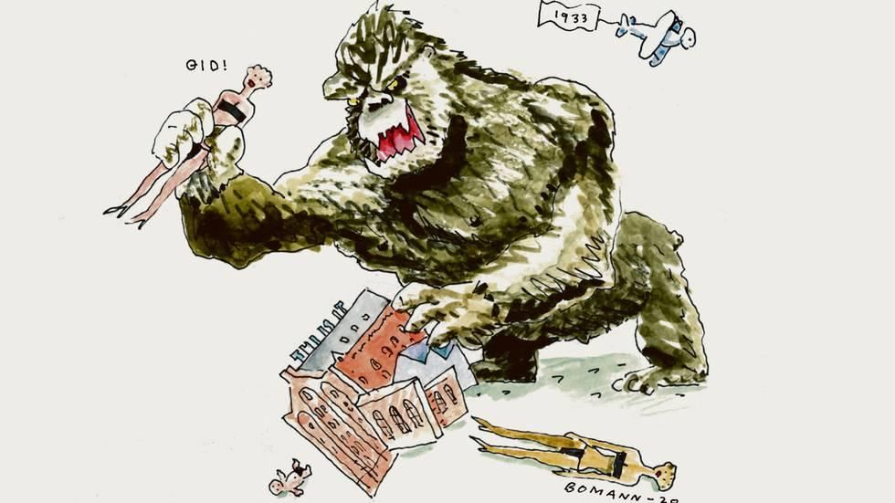 Khio-saken viser behovet for ansvarlige voksne når konflikter oppstår og eskalerer, skriver Markus Slettholm.