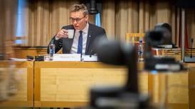 Stortingets kontrollkomité møtte veggen i høring om oljebyråkratiet - akkurat slik Åslaug Haga gjorde, skriver Aslak Bonde.