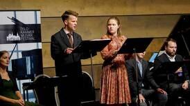 Oslo kammermusikkfestival har fått et løft takket være nye koster i ledelsen, skriver Emil Bernhardt.