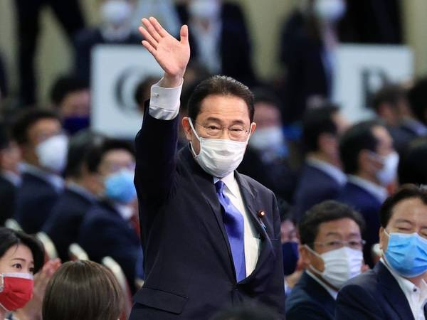 Han blir Japans neste statsminister