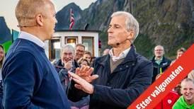 «Jeg ble rådet til å stemme rødgrønt, men vil for alt i verden unngå Vedum som statsminister. Hva gjør jeg?»