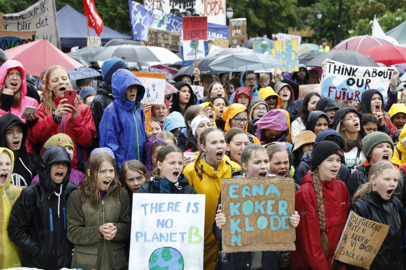 Klimastreiken