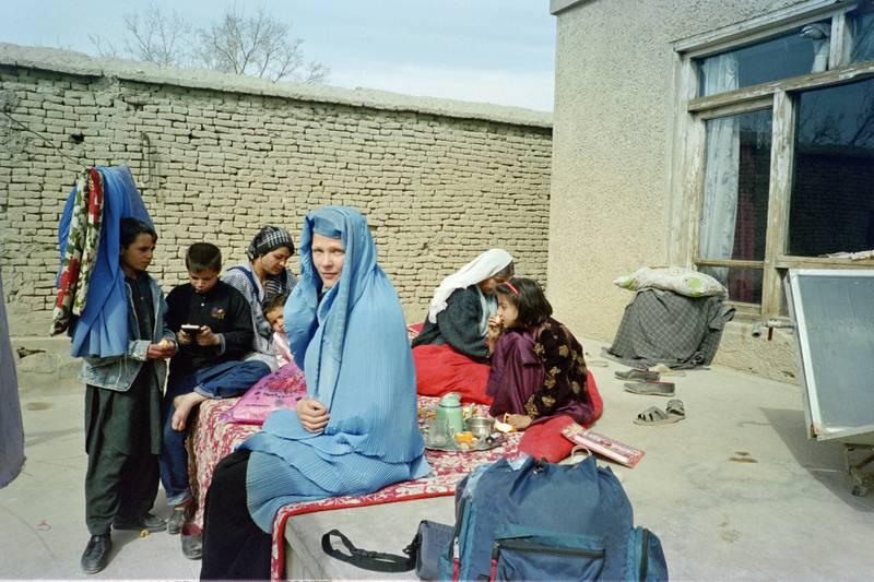Kabul, 2001