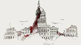 Det republikanske partiets død vil også være det amerikanske demokratiets død, skriver Ketil Raknes.