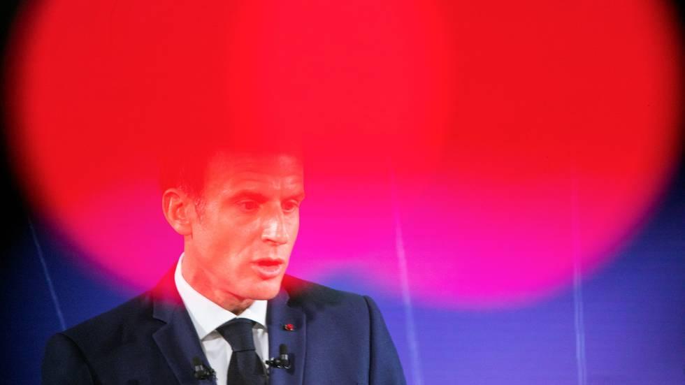 Macron ruster opp til krig mot Netflix og Amazon