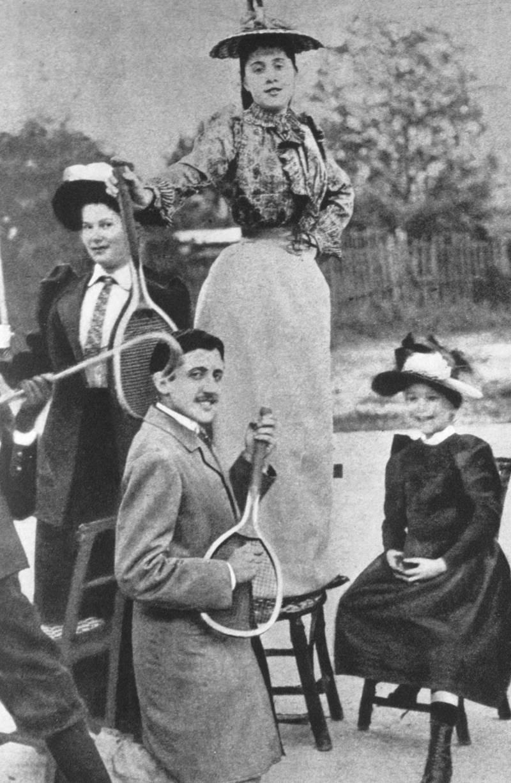Marcel proust,  jeanne pouquet, 1892 ca.